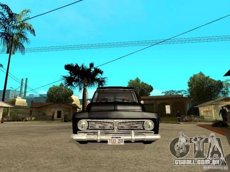 GTA IV TLAD para GTA San Andreas vista direita