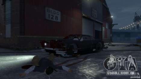 Apocalyptic Mustang Concept (Beta) para GTA 4 vista interior
