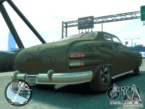 Hermes HD para GTA 4 esquerda vista