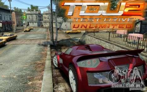 Gumpert Apollo Sport para GTA 4 esquerda vista