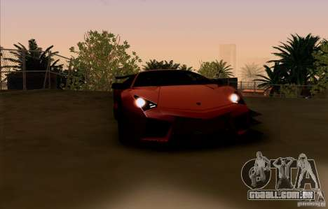 HQ Realistic World para GTA San Andreas