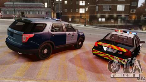 Emergency Lighting System v7 para GTA 4 segundo screenshot