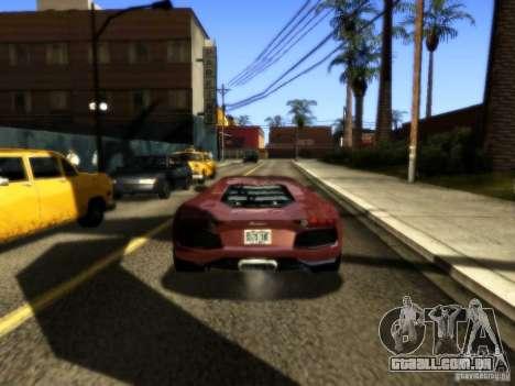 ENBSeries v1.3 para GTA San Andreas terceira tela