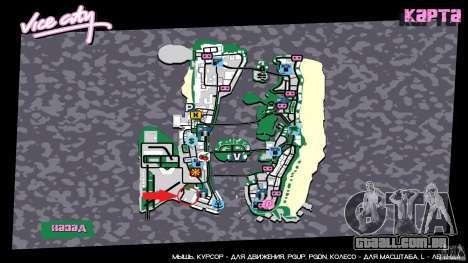 Stunt Dock V2.0 para GTA Vice City sexta tela