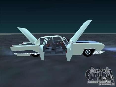 Cadillac Stella para GTA San Andreas esquerda vista
