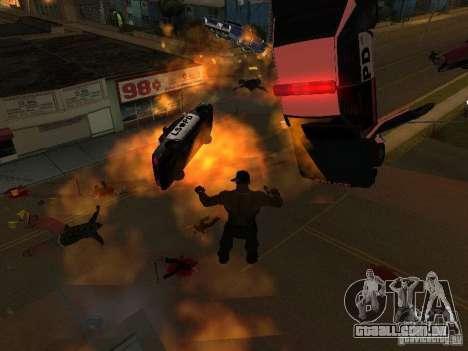 Hydra em 4-estrelas para GTA San Andreas segunda tela