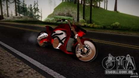 Predator Superbike para GTA San Andreas