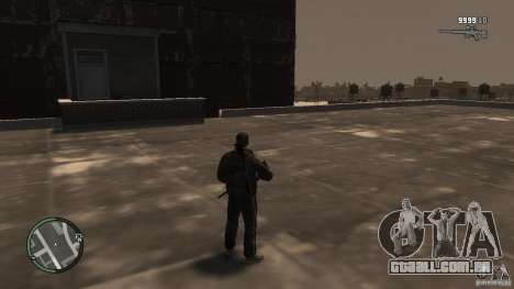 Equip Gun .Net para GTA 4 terceira tela