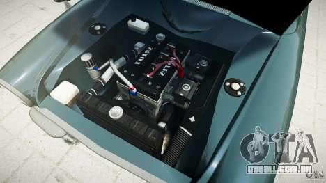 Lotus Cortina S 1963 para GTA 4 vista de volta