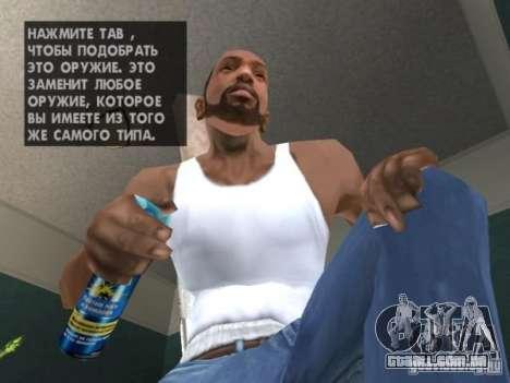Raid para GTA San Andreas terceira tela