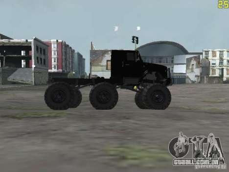 ZIL 497200 para GTA San Andreas esquerda vista