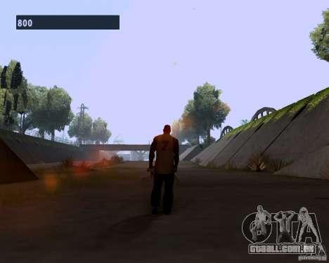Marcha de gangster para GTA San Andreas terceira tela