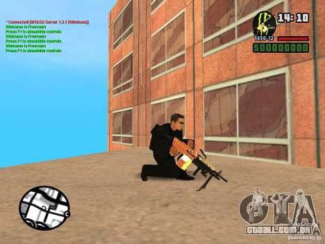 Gun Pack by MrWexler666 para GTA San Andreas décima primeira imagem de tela