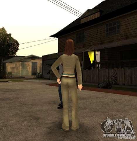 Nova hfyst para GTA San Andreas segunda tela