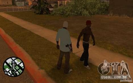 Pele sbmycr para GTA San Andreas terceira tela