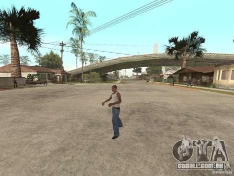 Awesome .IFP V3 para GTA San Andreas sétima tela
