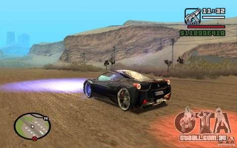 ENBSeries By Gasilovo para GTA San Andreas segunda tela