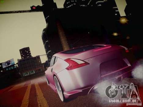Nissan 370Z Fatlace para GTA San Andreas