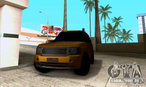 ENBseries by HunterBoobs v1.1 para GTA San Andreas segunda tela