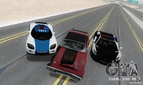 ENBSeries by dyu6 v6.5 Final para GTA San Andreas terceira tela