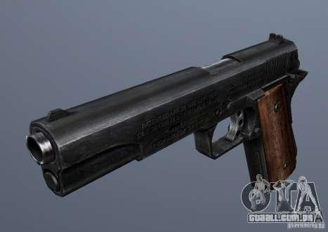 M1911 para GTA San Andreas
