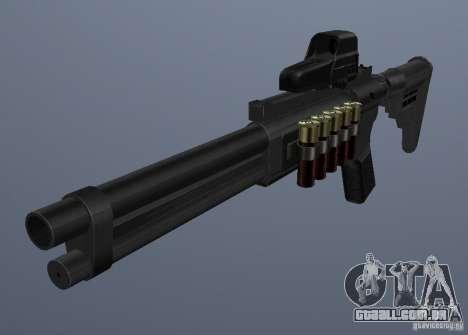 Grande pacote de armas para GTA San Andreas
