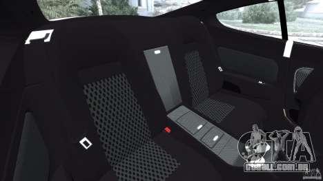 Bentley Continental GT Premier v1.0 para GTA 4 vista lateral