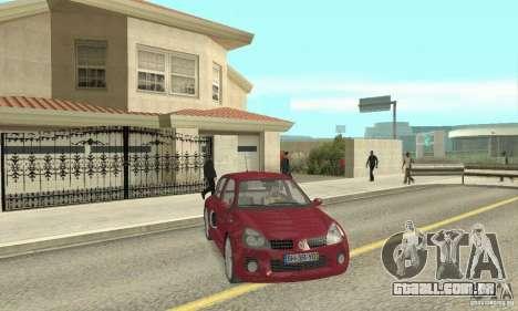Renault Clio Phase 2 para GTA San Andreas