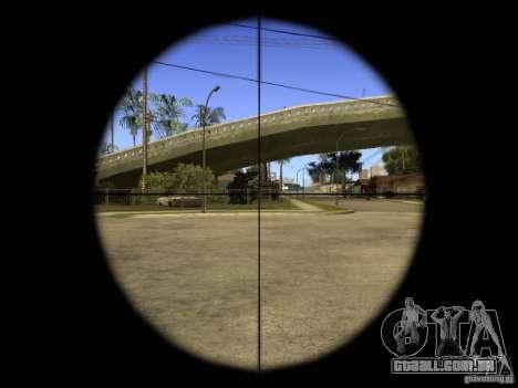 M82 para GTA San Andreas por diante tela