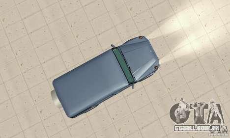 Mercedes-Benz G500 1999 v 1.1 não kengurâtnika para GTA San Andreas vista direita