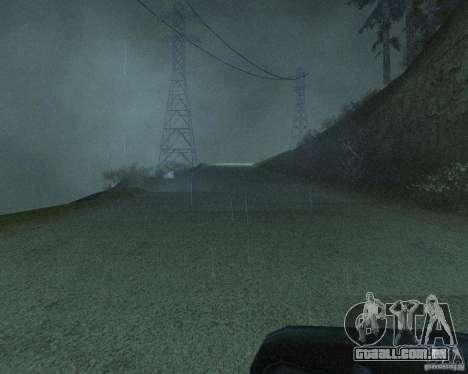 Novas estradas em San Fierro para GTA San Andreas décima primeira imagem de tela