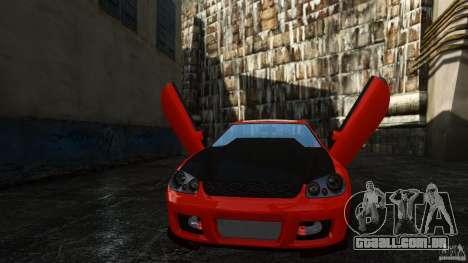 Feltzer DriftTec para GTA 4 vista direita
