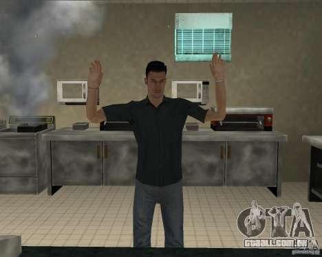 Notícias de Pac pele para SAMP RP para GTA San Andreas por diante tela