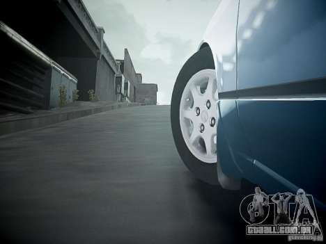Nissan 240SX para GTA 4 vista interior