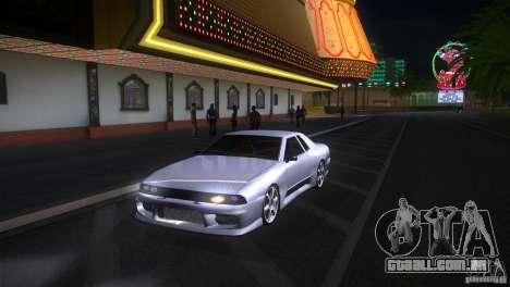 Elegy Drift para GTA San Andreas vista traseira