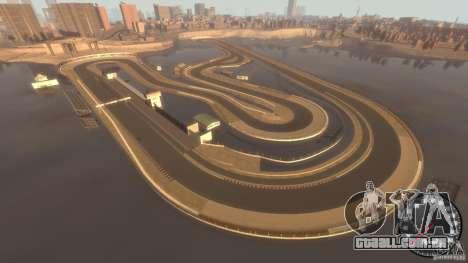 Pista de corrida para GTA 4 segundo screenshot