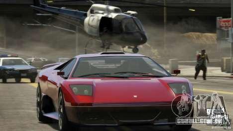 Telas de carregamento de GTA 5 para GTA San Andreas quinto tela