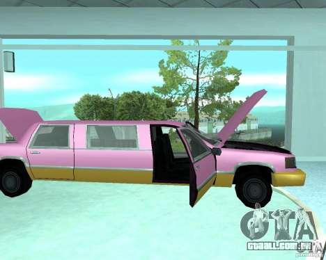 Novas máquinas de cores para GTA San Andreas segunda tela