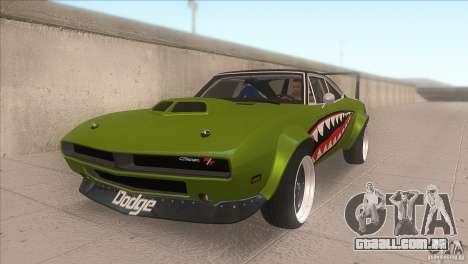 Dodge Charger RT SharkWide para GTA San Andreas