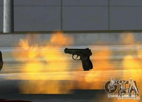 Pak domésticos armas versão 6 para GTA San Andreas por diante tela