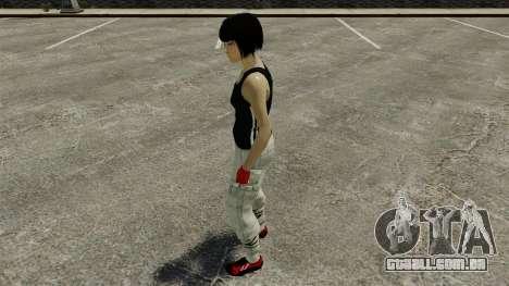 Fé para GTA 4 por diante tela