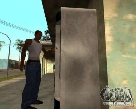 Novas máquinas para GTA San Andreas