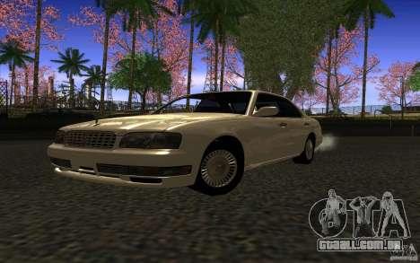 Nissan Cedric Stock para GTA San Andreas