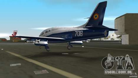 I.A.R. 99 Soim 708 para GTA Vice City vista direita