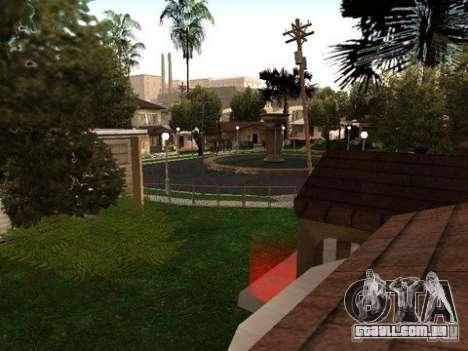 Nev Groove Street 1.0 para GTA San Andreas terceira tela