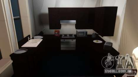 New textures for Alderney Savehouse para GTA 4 segundo screenshot