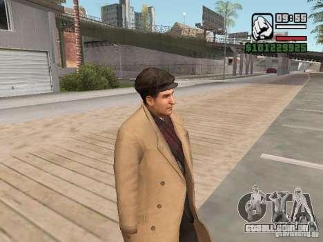 Joe Barbaro v 1.0 para GTA San Andreas