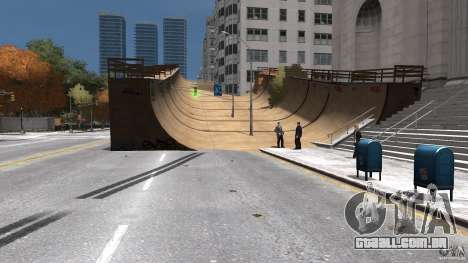 New Map Mod para GTA 4 quinto tela
