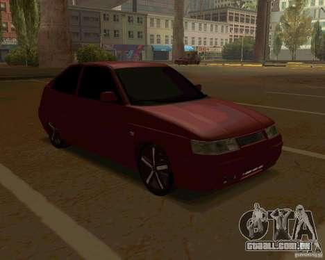 LADA 2112 Coupe, v. 2 para GTA San Andreas