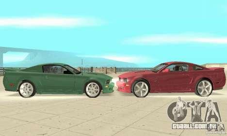 Saleen S281 v2 para GTA San Andreas esquerda vista